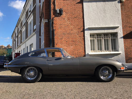 1965 Jaguar E Type 4.2 FHC - fully restored SOLD (picture 3 of 6)