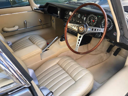 1965 Jaguar E Type 4.2 FHC - fully restored SOLD (picture 4 of 6)