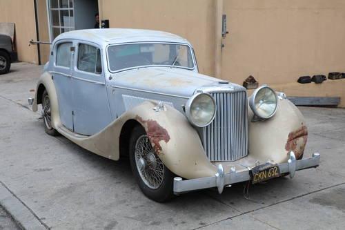 1949 Jaguar Mark IV LHD # 22045 For Sale (picture 4 of 6)