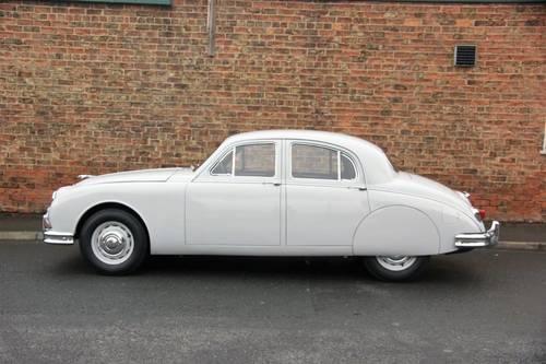 1958 Jaguar MKI 2.4, unrepeatable originality SOLD (picture 2 of 6)