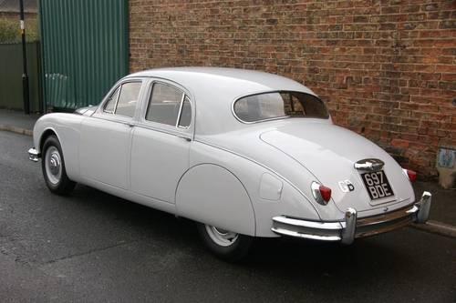 1958 Jaguar MKI 2.4, unrepeatable originality SOLD (picture 3 of 6)