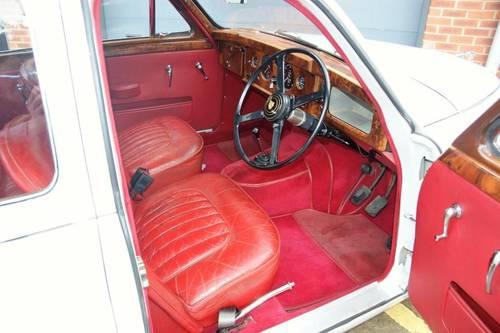 1958 Jaguar MKI 2.4, unrepeatable originality SOLD (picture 4 of 6)