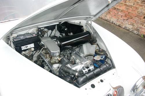 1958 Jaguar MKI 2.4, unrepeatable originality SOLD (picture 6 of 6)
