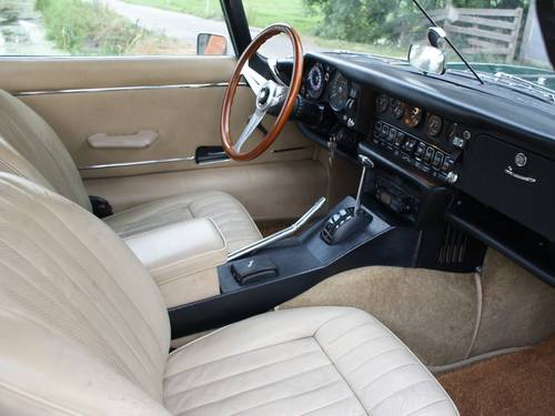 1974 Jaguar E-Type Series III V12 OTS with hard top For Sale (picture 4 of 6)