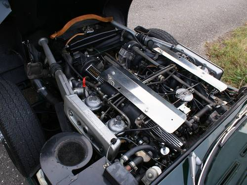 1974 Jaguar E-Type Series III V12 OTS with hard top For Sale (picture 6 of 6)