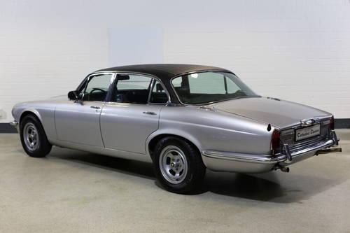 1978 Lovely Jaguar XJ6 (L) Series 2 4.2 Litre - older restoration SOLD (picture 2 of 6)