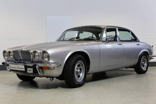 1978 Lovely Jaguar XJ6 (L) Series 2 4.2 Litre - older restoration SOLD (picture 5 of 6)
