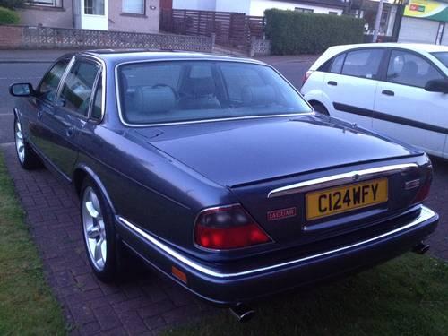 1995 Jaguar Sovereign SWB only 48k miles!! For Sale (picture 2 of 6)