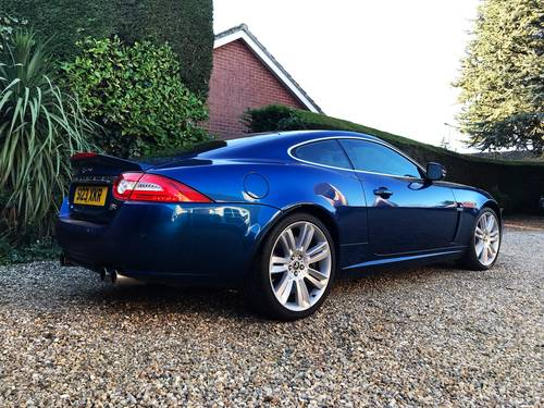 2009 JAGUAR XKR 5.0 COUPE JUST 46700 MLS ( SIMILAR CARS REQUIRED) For Sale (picture 4 of 6)