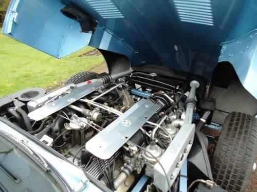 Jaguar E Type V12 Roadster 1972 For Sale (picture 5 of 6)