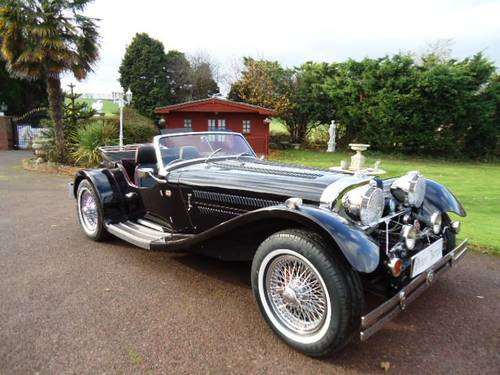 Jaguar SS100 1968  By Birchfield For Sale (picture 1 of 6)