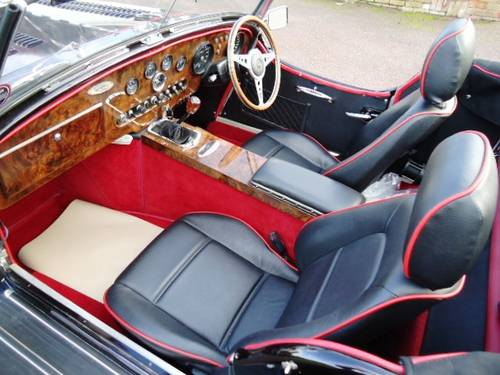 Jaguar SS100 1968  By Birchfield For Sale (picture 4 of 6)