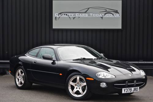 2001 Jaguar XK8 Coupe *Just 20k Miles + Exceptional* For Sale (picture 1 of 6)