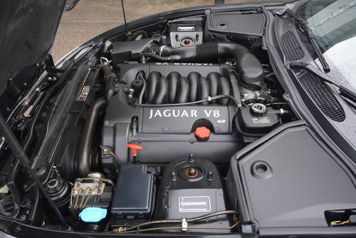 2001 Jaguar XK8 Coupe *Just 20k Miles + Exceptional* For Sale (picture 5 of 6)
