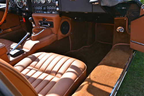 1969 Jaguar E-Type Series 2 Roadster OTS Left Hand Drive LHD For Sale (picture 5 of 6)