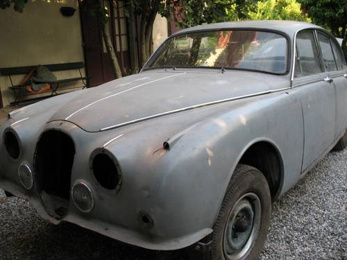 Ultimate 1959 Jaguar MKII 3.4 Manual with Overdrive For Sale (picture 1 of 6)