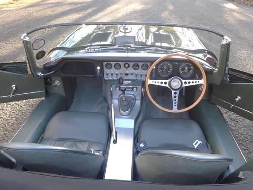 1963 Jaguar E-Type 3.8 Series 1 Roadster Original UK Car For Sale (picture 4 of 6)
