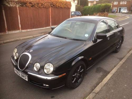 2001 Jaguar S Type Rare Manual Stunning Car! For Sale (picture 4 of 6)