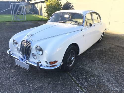 1964 Jaguar S 3,8 Aut. SOLD (picture 1 of 6)