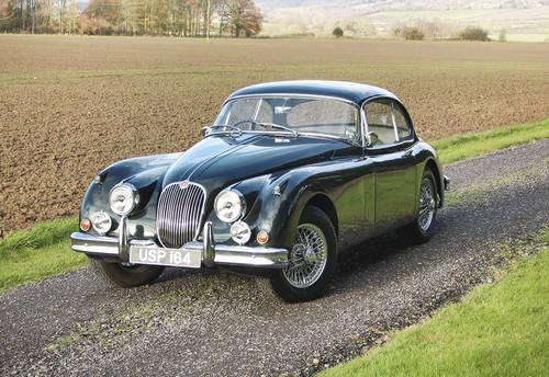 1958 Jaguar XK150 FHC **SOLD** For Sale (picture 1 of 6)