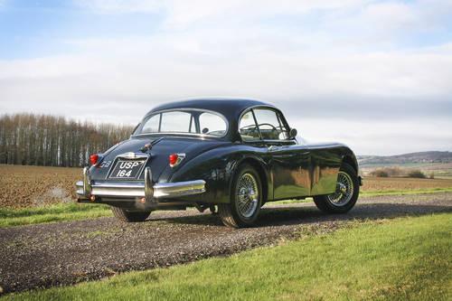 1958 Jaguar XK150 FHC **SOLD** For Sale (picture 2 of 6)