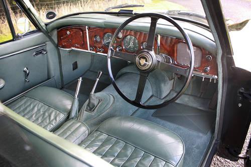 1958 Jaguar XK150 FHC **SOLD** For Sale (picture 4 of 6)