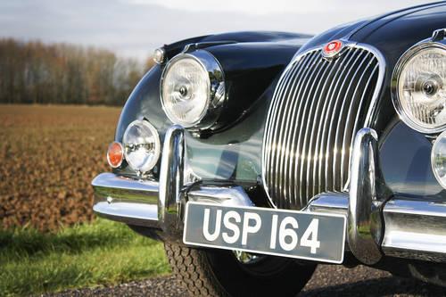 1958 Jaguar XK150 FHC **SOLD** For Sale (picture 6 of 6)