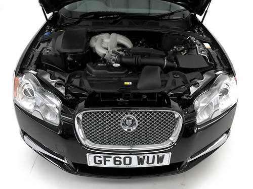 2010 Jaguar XF V6 Luxury petrol mega low miles SOLD (picture 5 of 6)