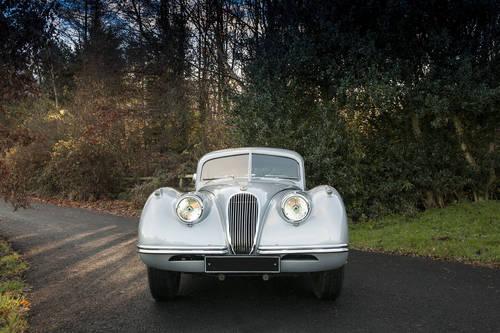 1951 Jaguar XK120 FHC SOLD (picture 2 of 6)