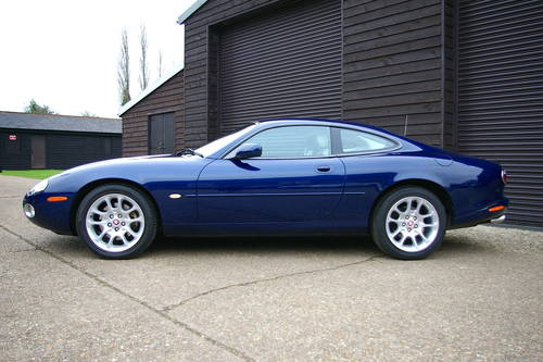 2001 Jaguar XK8 XKR 4.0 V8 Coupe Automatic (60,234 miles) SOLD (picture 1 of 6)