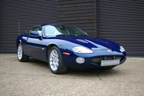 2001 Jaguar XK8 XKR 4.0 V8 Coupe Automatic (60,234 miles) SOLD (picture 2 of 6)