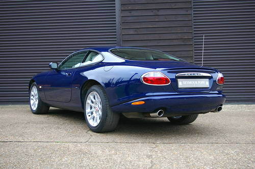 2001 Jaguar XK8 XKR 4.0 V8 Coupe Automatic (60,234 miles) SOLD (picture 3 of 6)