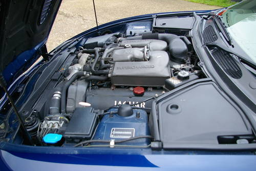 2001 Jaguar XK8 XKR 4.0 V8 Coupe Automatic (60,234 miles) SOLD (picture 6 of 6)