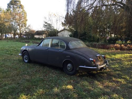1969 Jaguar MK2 project For Sale (picture 4 of 5)