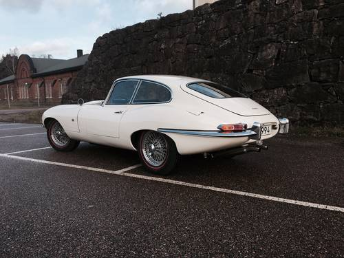 1962 Jaguar E-Type Serie 1 Fhc For Sale (picture 1 of 6)