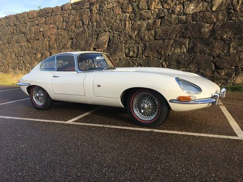 1962 Jaguar E-Type Serie 1 Fhc For Sale (picture 2 of 6)