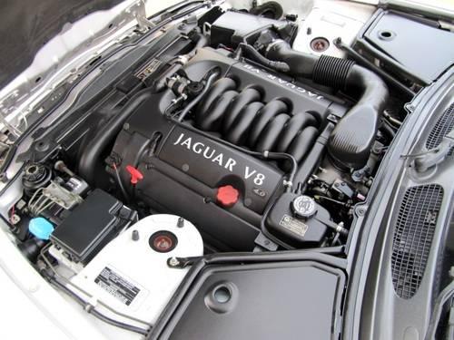 2000 JAGUAR XK8 JAGUAR XK8 4.0 CONVERTIBLE AUTOMATIC * LEFT HAND  For Sale (picture 6 of 6)