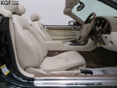 2001 Jaguar XK8 Convertible with 11771 Miles, Full Jaguar History SOLD (picture 6 of 6)