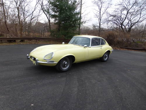1967 Jaguar XKE S-I Coupe Nice Driver- SOLD (picture 3 of 6)