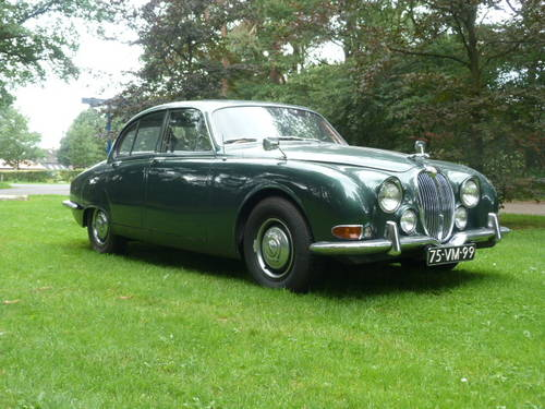 1967 Jaguar S-type 3,8 liter 1965 RHD For Sale (picture 1 of 6)