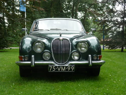1967 Jaguar S-type 3,8 liter 1965 RHD For Sale (picture 2 of 6)