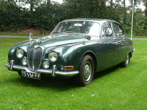 1967 Jaguar S-type 3,8 liter 1965 RHD For Sale (picture 3 of 6)