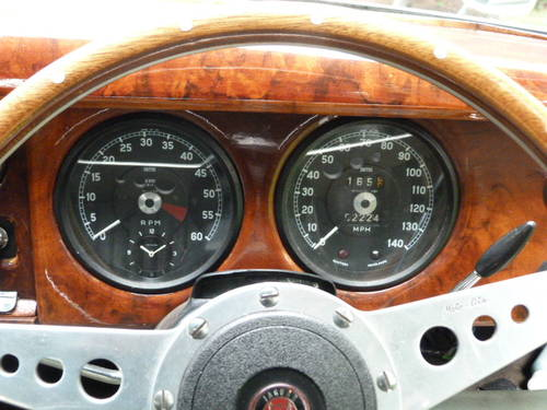 1967 Jaguar S-type 3,8 liter 1965 RHD For Sale (picture 5 of 6)