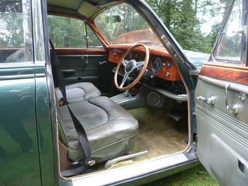 1967 Jaguar S-type 3,8 liter 1965 RHD For Sale (picture 6 of 6)