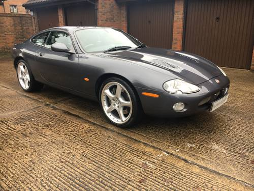 Jaguar XKR 2002 83k FSH High Spec 100+pics For Sale (picture 1 of 6)