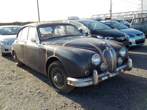 1964 Jaguar MK II 2 3.8 Auto BARN FIND Original UK RHD Car  SOLD (picture 1 of 6)