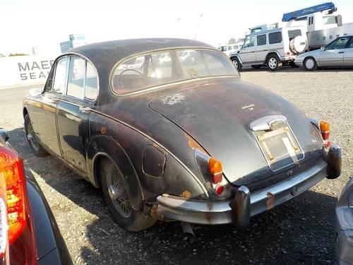 1964 Jaguar MK II 2 3.8 Auto BARN FIND Original UK RHD Car  SOLD (picture 3 of 6)