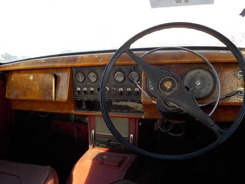 1964 Jaguar MK II 2 3.8 Auto BARN FIND Original UK RHD Car  SOLD (picture 4 of 6)