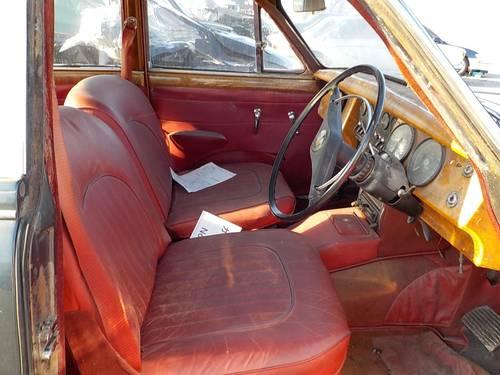 1964 Jaguar MK II 2 3.8 Auto BARN FIND Original UK RHD Car  SOLD (picture 5 of 6)