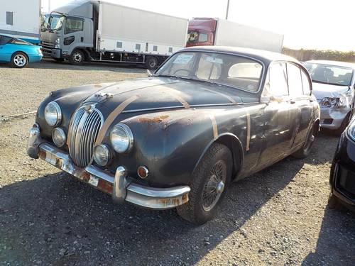 1964 Jaguar MK II 2 3.8 Auto BARN FIND Original UK RHD Car  SOLD (picture 6 of 6)
